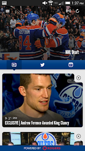 Edmonton Oilers - screenshot thumbnail