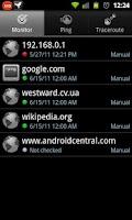 Screenshot of Network Tools
