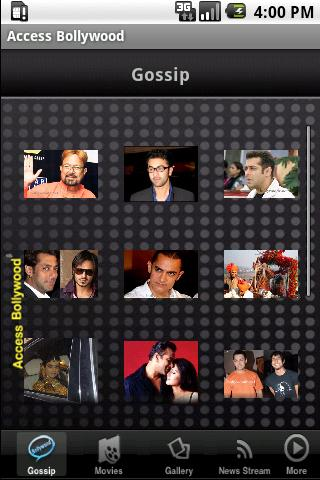Access Bollywood - screenshot
