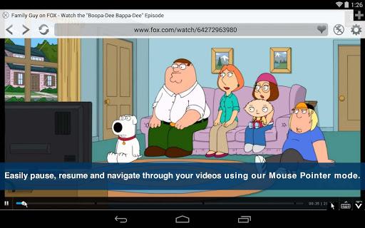 Photon Flash Player & Browser 5.3 screenshots 4