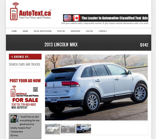 AutoText.ca Auto Buy Sell