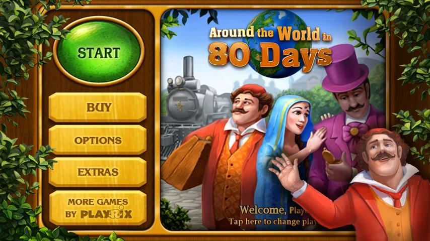 Around the World in 80 Days - screenshot