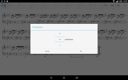 PhonicScore lite- screenshot thumbnail