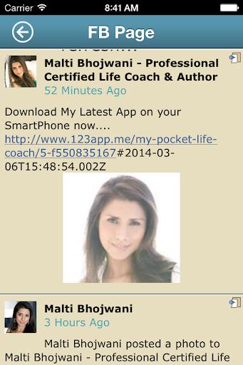 【免費教育App】My Pocket Life Coach-APP點子