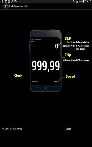 【免費運動App】F2R Rally Tripmeter-APP點子