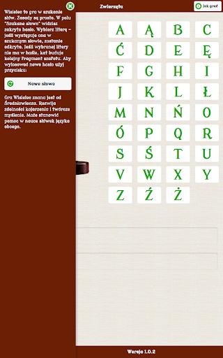 【免費解謎App】Wisielec Hangman-APP點子