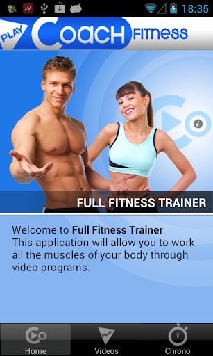 Full Fitness Trainer