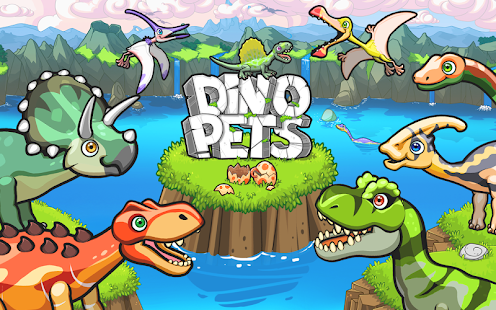 Dino Pets- screenshot thumbnail
