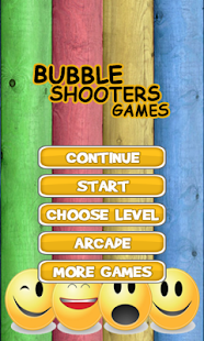 Bubble Shooters Games