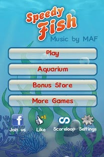 Speedy Fish- screenshot thumbnail