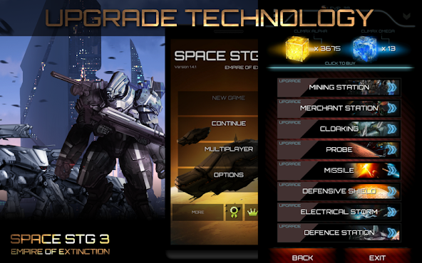 Space STG 3 - Empire v1.7.0