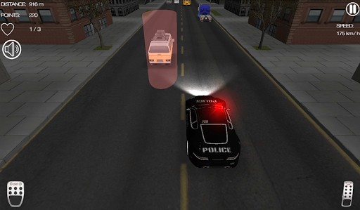 Police Car Racer 16 screenshots 8