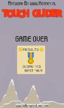 Touch Glider apk screenshot