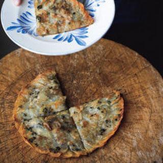 Potato Tart with Thyme Recipe