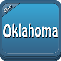 Oklahoma Offline Map Guide icon