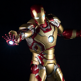 laser beam by Aditya Perdana - Artistic Objects Toys