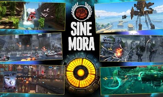 Screenshot of Sine Mora