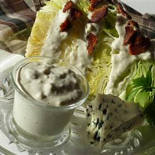 Alaine's Blue Cheese Dressing.