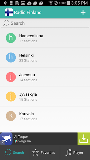 Radio Finland - Finnish Radio  screenshots 2