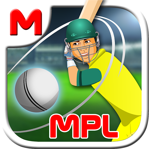 MPL Cricket Fever Game 2014 LOGO-APP點子