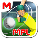 MPL Cricket Fever Game 2014 icon