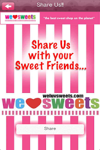WeLuvSweets screenshot 3
