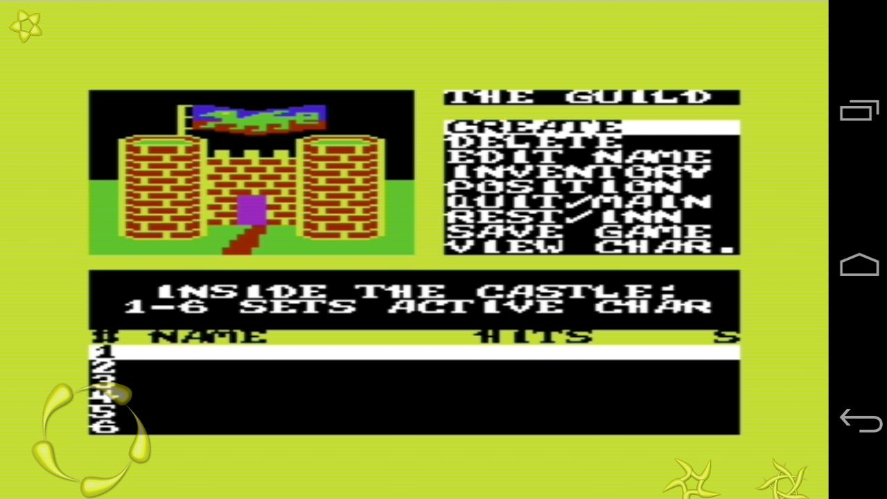 Vice VIC-20 Emulator- screenshot