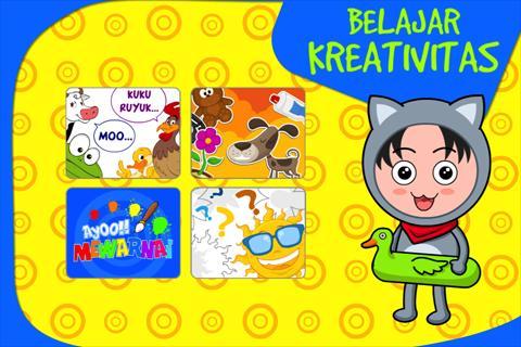 Belajar Kreativitas