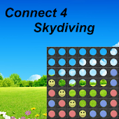 Connect 4 Skydiving Lite