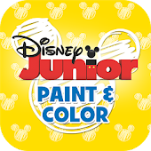 Disney Junior Paint&Color