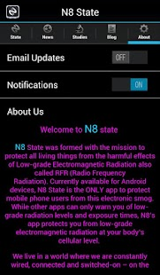 N8 STATE DNA PROTECTION FROM CELL PHONE RADIATION- screenshot thumbnail