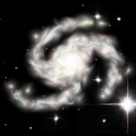 Zooming Cosmos Live Wallpaper icon