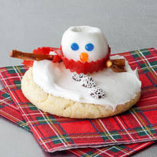 Frosty's Melting Cookies.
