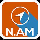 US North America Offline Map icon