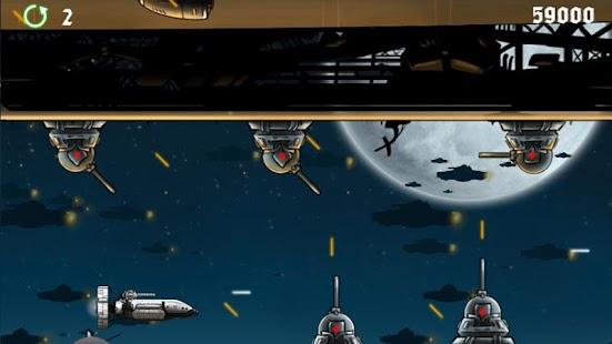 IRON SKY - The Arcade Shooter- screenshot thumbnail