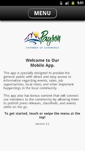 Payson City Chamber