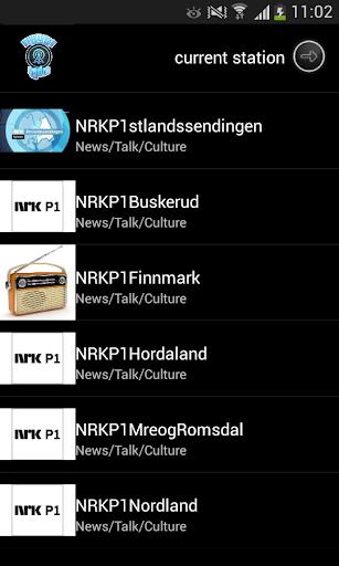 Norges radioer:Top Norsk Radio