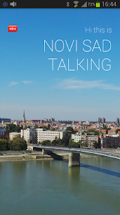 Novi Sad Talking- screenshot thumbnail