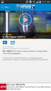 TWC News - screenshot thumbnail