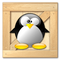 Penguin Sokoban icon