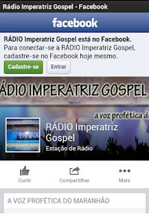 Radio Imperatriz Gospel- screenshot thumbnail