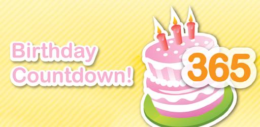 Birthday Countdown Widget Apps On Google Play