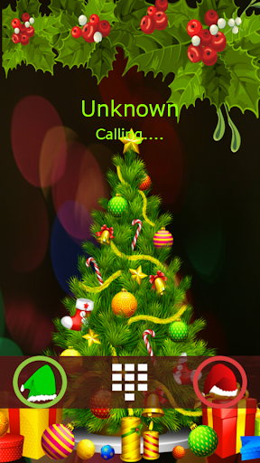 Christmas CallerID
