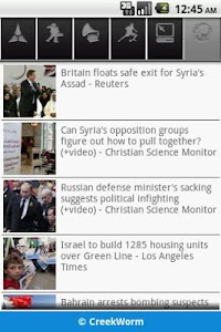 World News screenshot 5