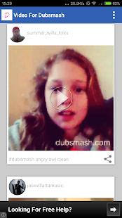 App Video Player For Dubsmash APK for Windows Phone