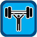 Workout Trainer Calorie Count icon