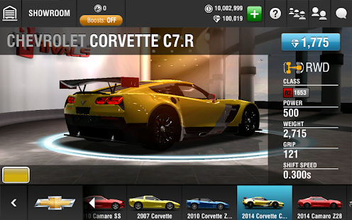 Racing Rivals - screenshot thumbnail