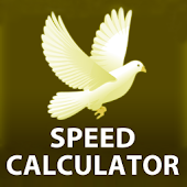 PIGEON RACING SPEED CALCULATOR