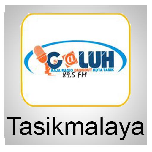 Galuh 89.5 FM - Tasik LOGO-APP點子