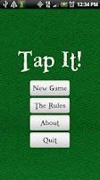 Screenshot of Tap It! (Donation)